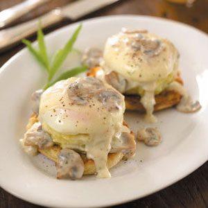 Mushroom Sardou Recipe