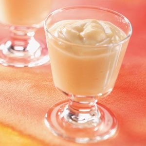 Creamy Butterscotch Pudding
