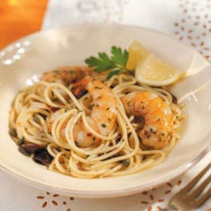 Lemon Seafood Pasta Recipe
