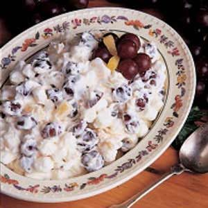 Red Grape Salad Recipe