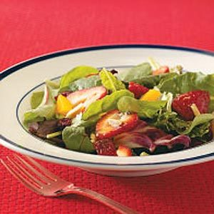 Strawberry Mango Salad Recipe