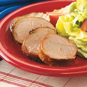 Honey-Grilled Pork Tenderloin Recipe