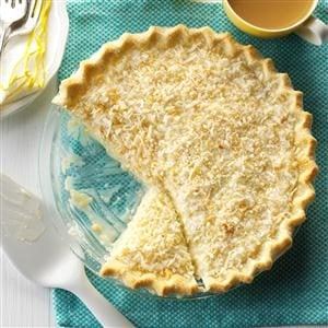 Watch Us Make: Easy Coconut Cream Pie