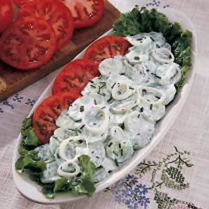 Pennsylvania Dutch Cucumbers Recipe