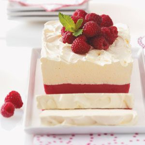 Low-Fat Raspberry Summer Sensation Recipe