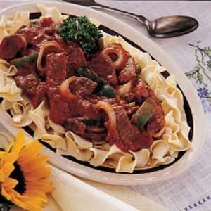 Hearty Swiss Steak