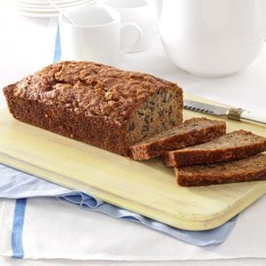 Banana-Zucchini Bread Recipe
