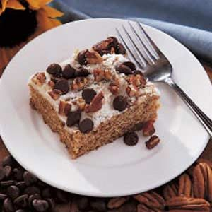 Chocolate Chip Crumb Cake Recipe
