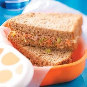 Super-Duper Tuna Sandwiches Recipe
