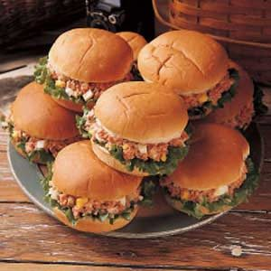 Mock Ham Salad Sandwiches Recipe