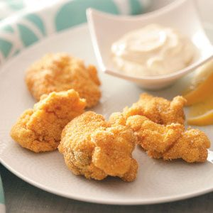Fried Clams Recipe