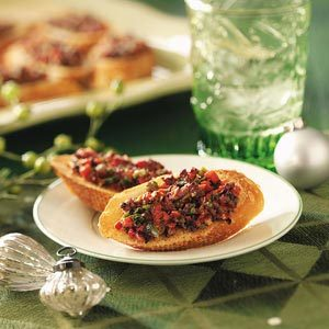 Around the World Tapenade Recipe