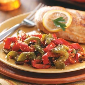 Peasant Peppers Recipe