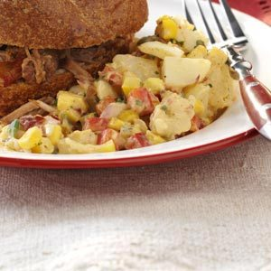 Chipotle Pepper Potato Salad Recipe