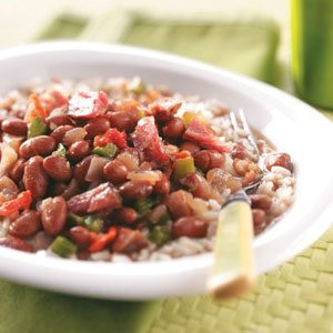 All-Day Red Beans & Rice