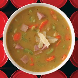 Shortcut Split Pea Soup Recipe