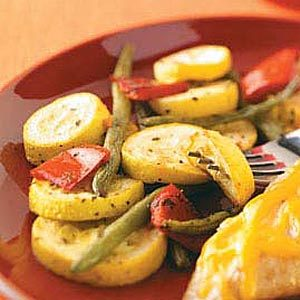 Italian Roasted Vegetables Recipe