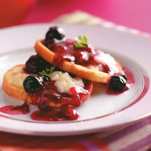 So Very Berry Brie Recipe