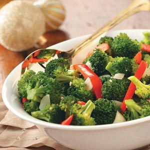 Sautéed Broccoli Recipe