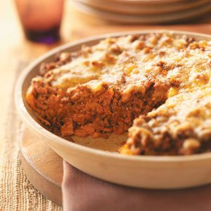Southwest Beef Pie Recipe