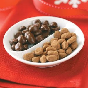 Chocolate-Covered Coffee Beans Recipe