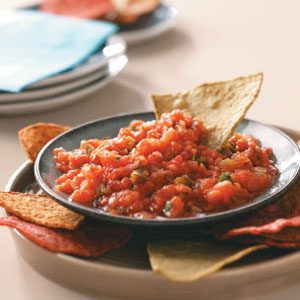 Mexican Salsa Recipe