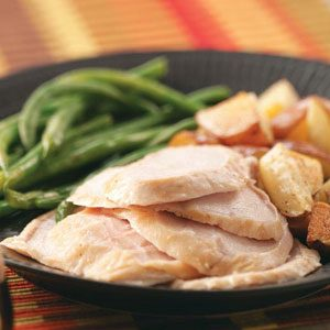 Moist & Tender Turkey Breast Recipe