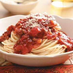 So-Easy Spaghetti Sauce Recipe
