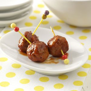 Marmalade Meatballs Recipe