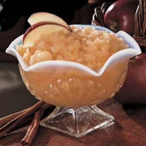 Old-Fashioned Applesauce Recipe