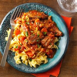 Top-Rated Italian Pot Roast