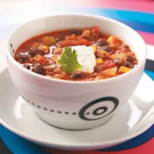Family-Pleasing Turkey Chili Recipe