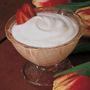 Creamy Vanilla Pudding Recipe