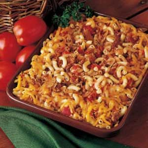 Sausage and Sauerkraut Casserole Recipe