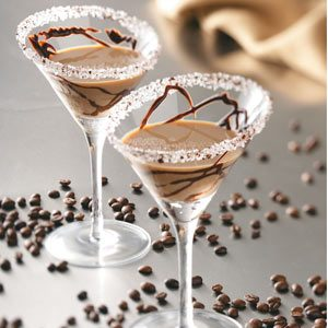 Coffee & Cream Martini Recipe