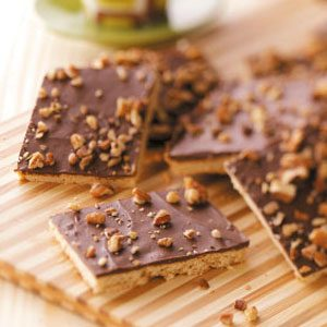 Gluten-Free Toffee Bars Recipe
