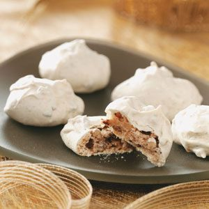 Toffee Meringue Drops Recipe