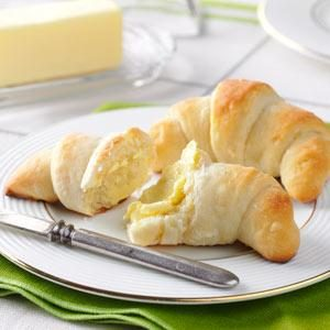 Onion Crescents Recipe