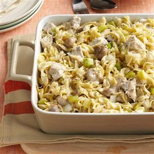 Sauerkraut Hot Dish Recipe