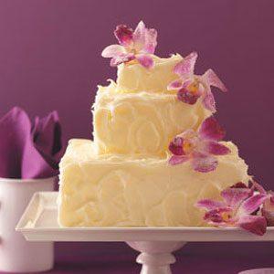 Baby Vanilla Bean Cake Recipe
