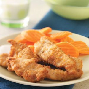 Contest-Winning Crispy Chicken Fingers Recipe