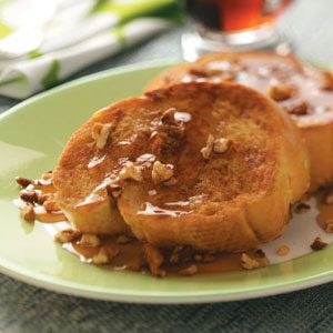 Butter Pecan French Toast Recipe