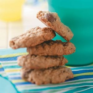 Oatmeal Surprise Cookies