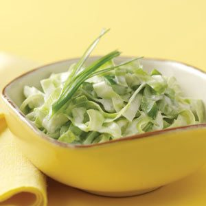 Garden Coleslaw for 2 Recipe