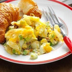 15 Recipes Using Leftover Hard-Boiled Eggs