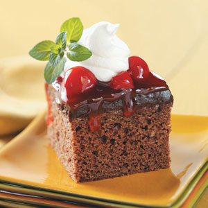 Light Black Forest Dessert Recipe