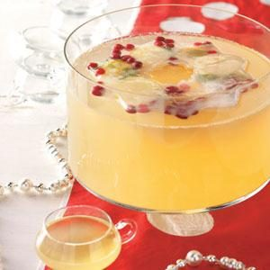 White Christmas Sangria Recipe