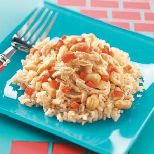Indonesian Peanut Chicken Recipe