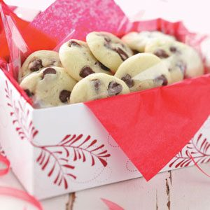 Chocolate Chip Pistachio Cookies Recipe
