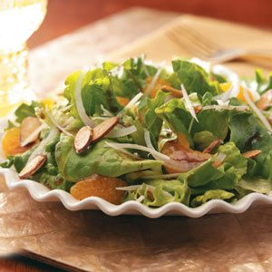 Orange-Shallot Salad Recipe